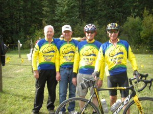 Weiser River Trail jersey's on the 2013 Trek